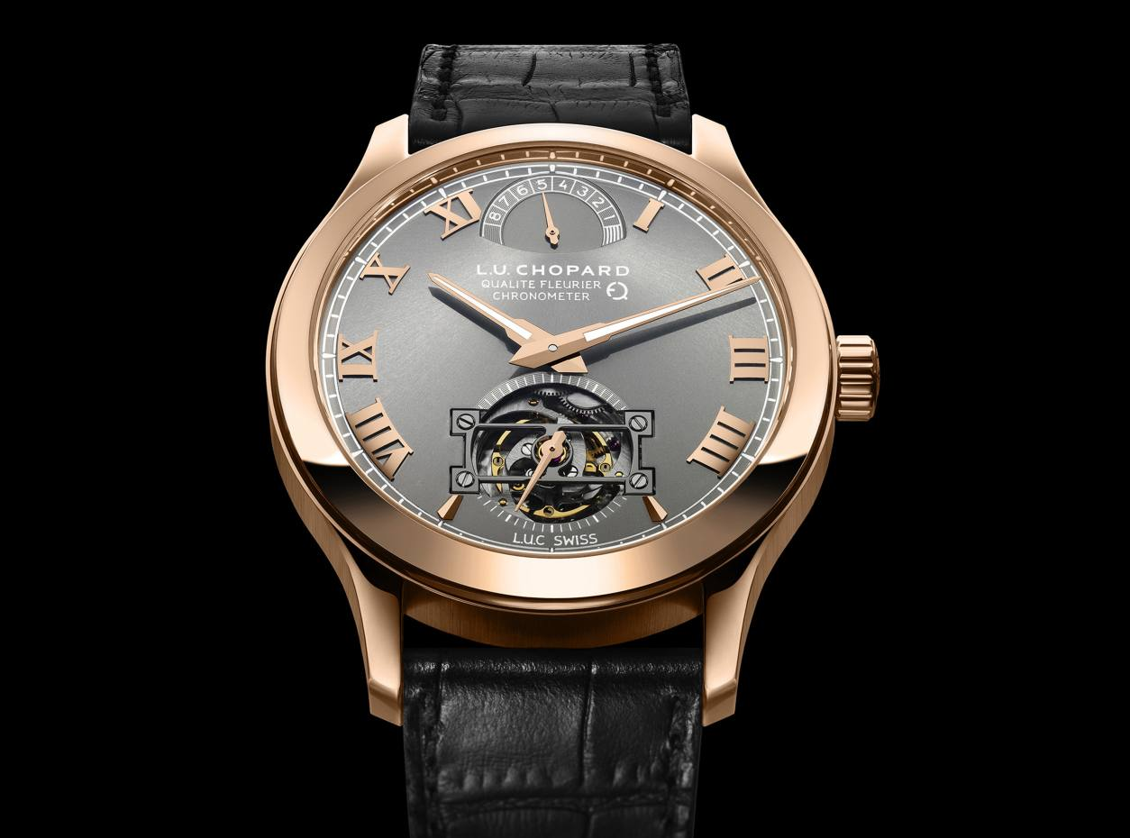 Chopard L.U.C Tourbillon Qualité Fleurier Fairmined