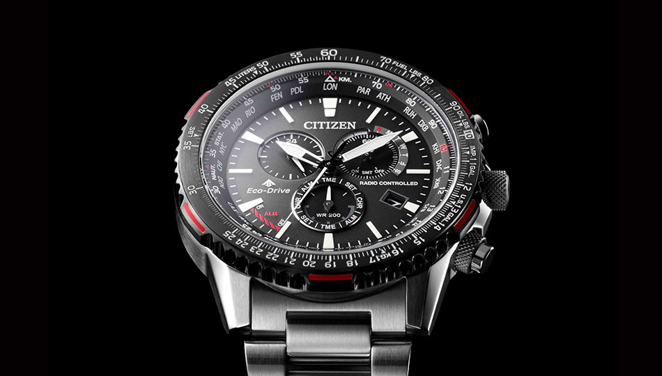 Citizen Promaster Marine Eco-Drive 200m Diver Chronograph
