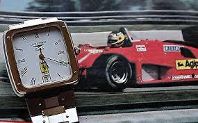 Terug naar de jaren '80 met Ferrari en Longines