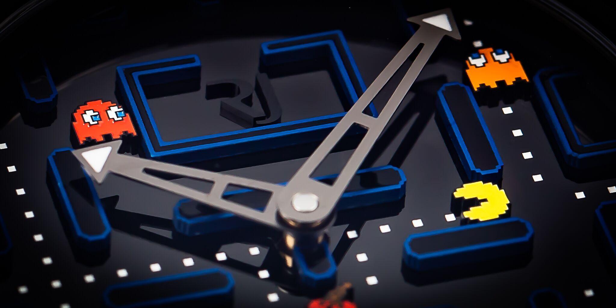 RJ Pac-Man Level III