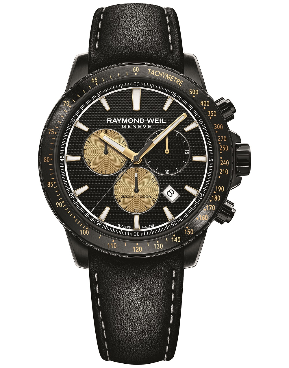 De Raymond Weil Marshall Amplification Limited Edition is een ruige rocker met quartz precisie