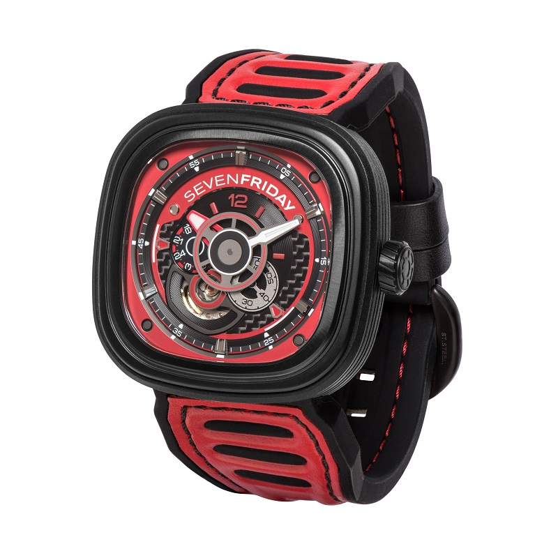 SevenFriday P3B/03 Red Racing Team