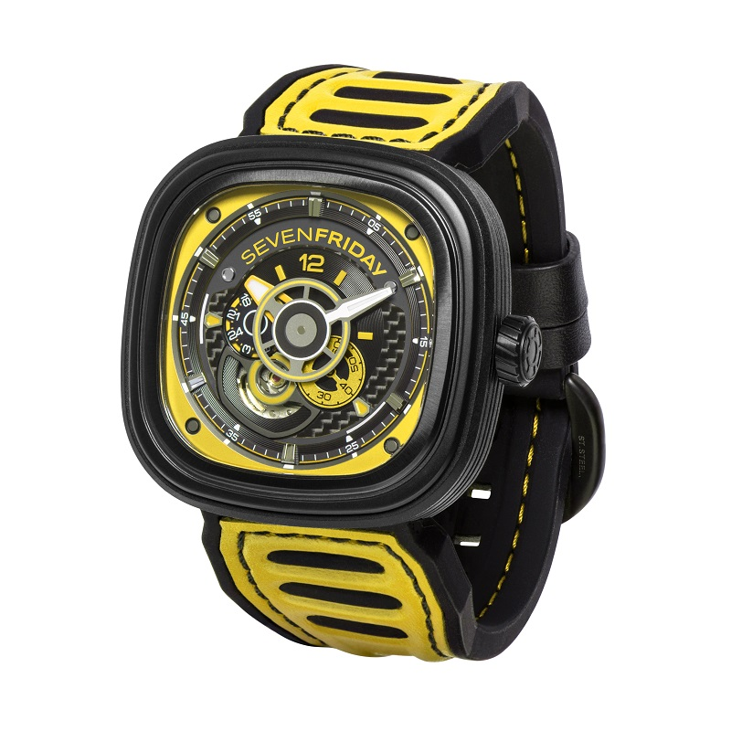 SevenFriday P3B03 Yellow Racing Team