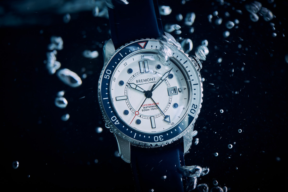 Bremont Waterman met chronometerprecisie