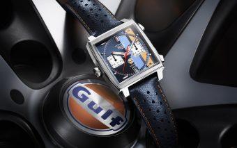 TAG Heuer Monaco Gulf 50th Anniversary