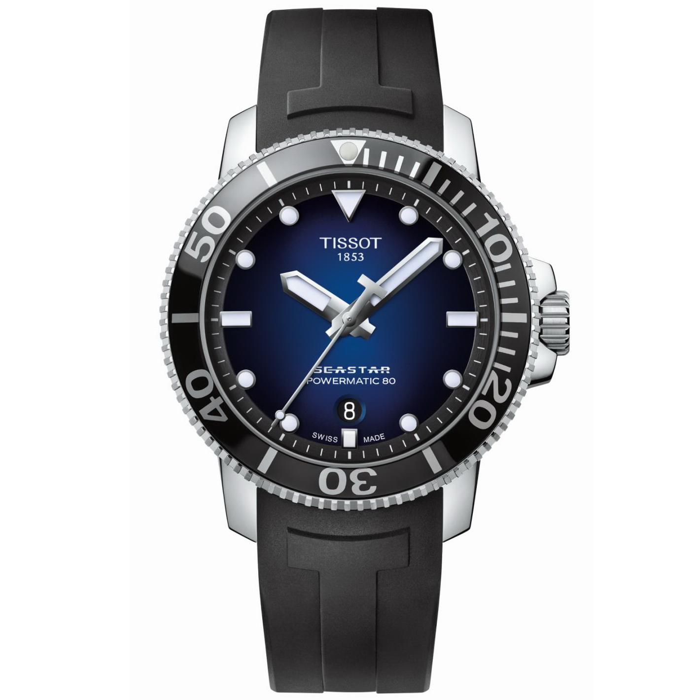 TIssot Seastar 1000 Powermatic 80 Diver