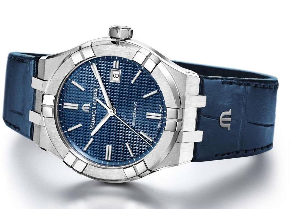 De nieuwe Maurice Lacroix Aikon met automatisch uurwerk