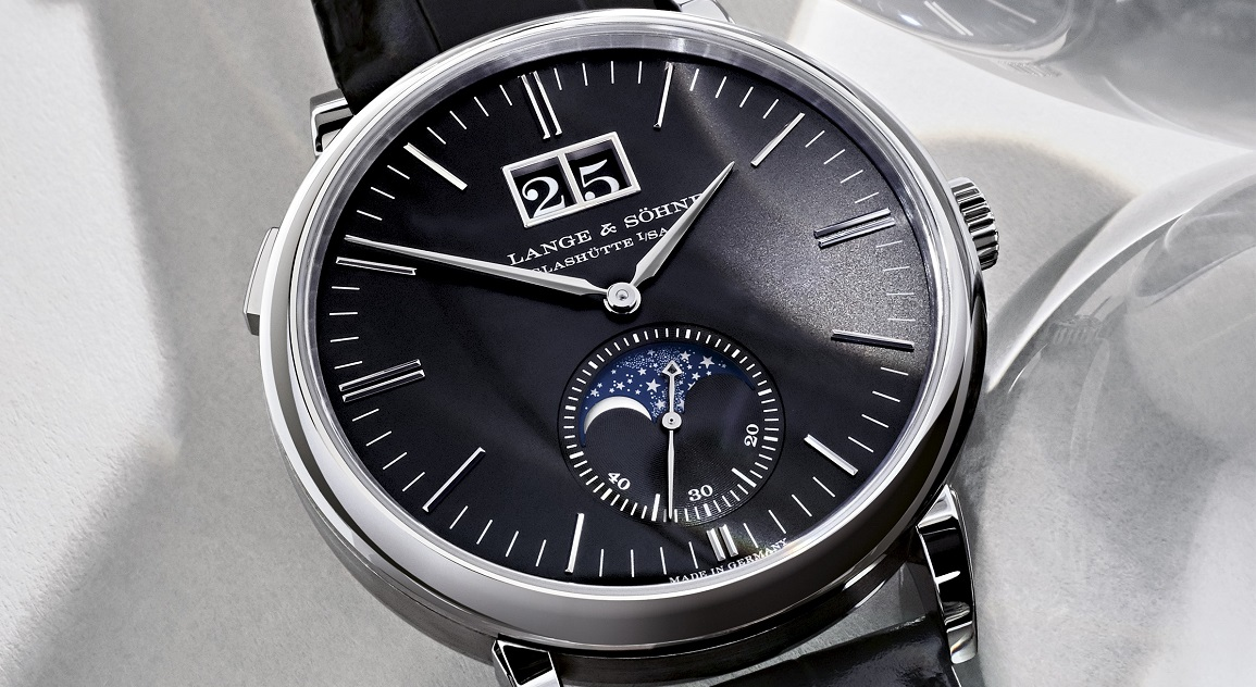 Saxonia Moon Phase cover