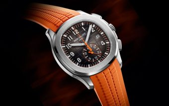 Aquanaut Chronograph Ref. 5968A-001 cover