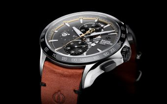 Baume et Mercier Clifton Club Indian Scout