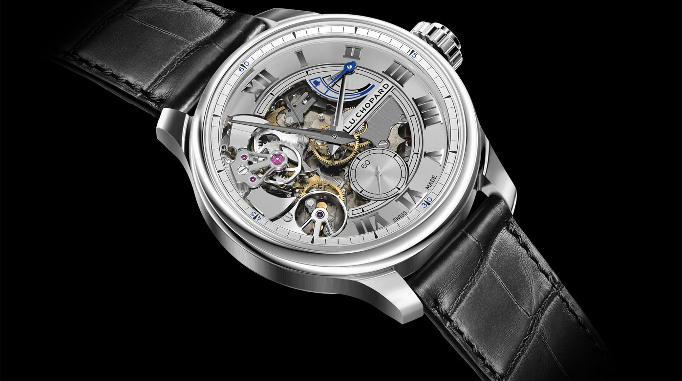Chopard L.U.C Full Strike cover