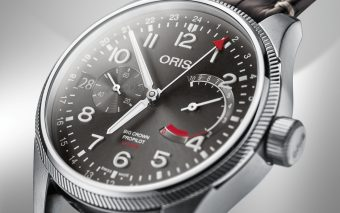 Oris Big Crown ProPilot Calibre 114 cover
