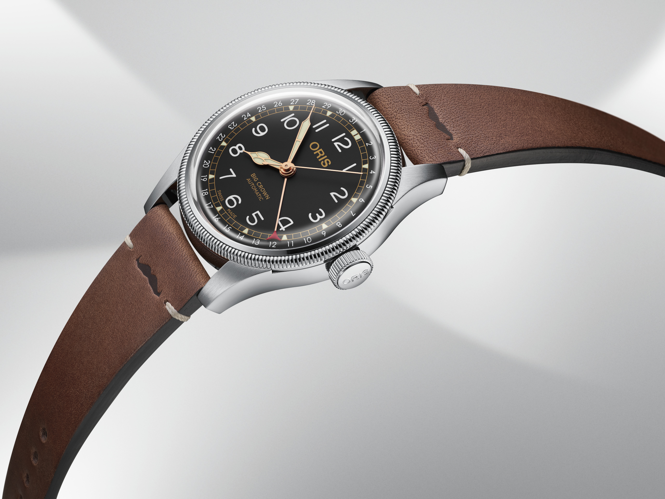 Oris Big Crown Pointer Date Movember Edition