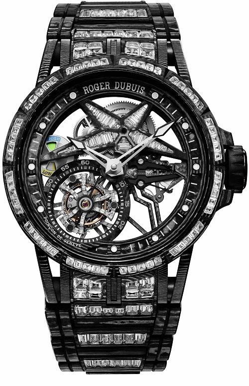 195 + 166 diamanten + carbon = hyperwatch