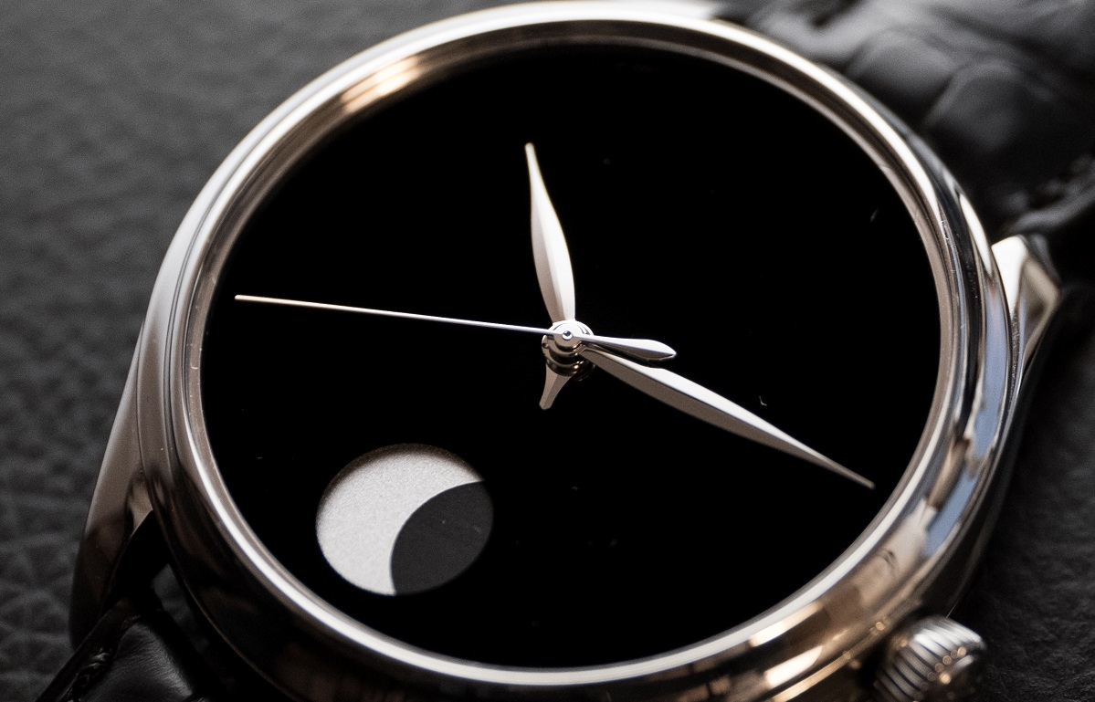 H. Moser & Cie. Endeavour Perpetual Moon Concept cover