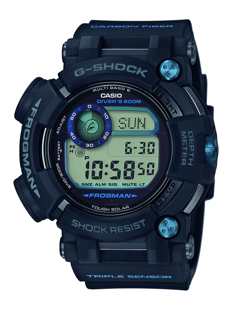 G-Shock Frogman Limited Edition GWF-D1000