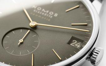NOMOS Orion neomatik_41 date_olive_gold