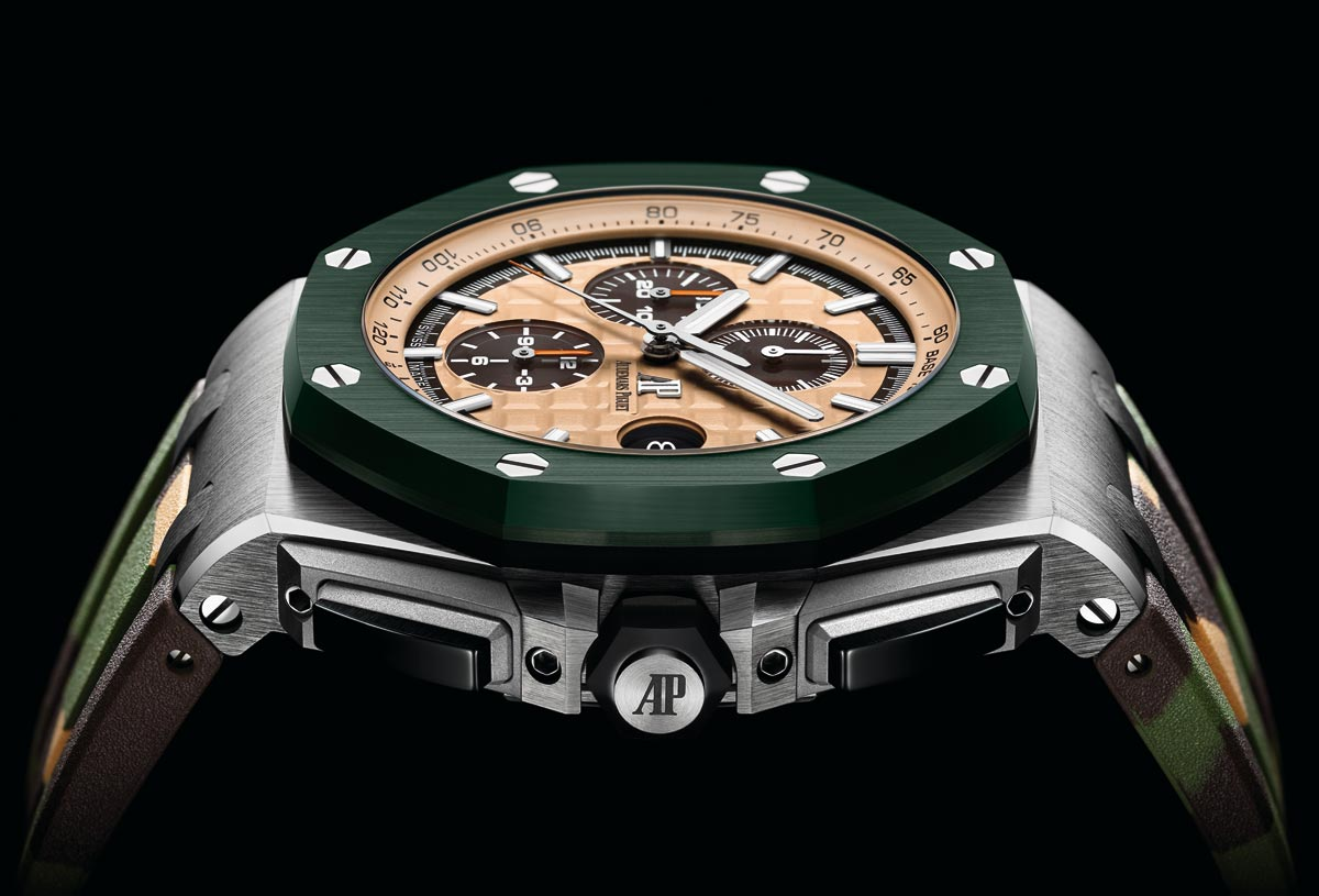 Audemars Piguet Royal Oak Offshore Chronograph