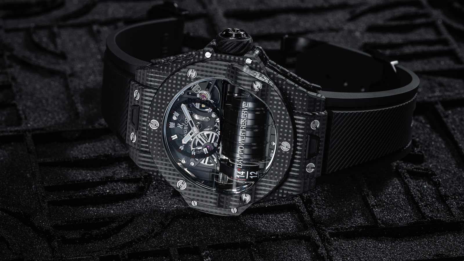 De indrukwekkende Hublot Big Bang MP-11