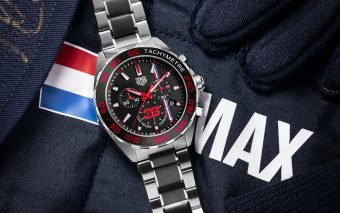 TAG Heuer Formula 1 Max Verstappen Special Edition 2018 cover