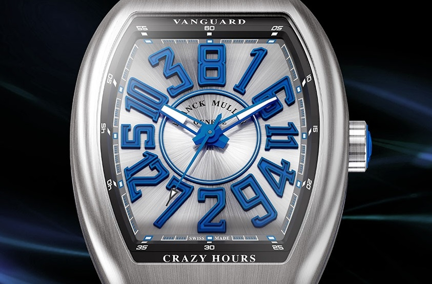 Franck Muller Vanguard Crazy Hours