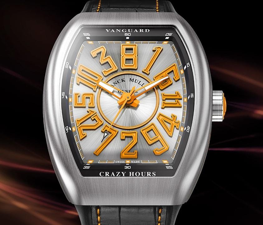 Franck Muller Vanguard Crazy Hours