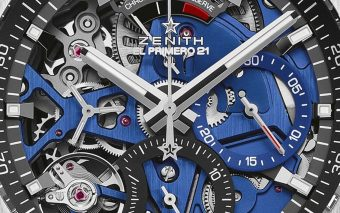 Zenith Defy El Primero 21 in actie