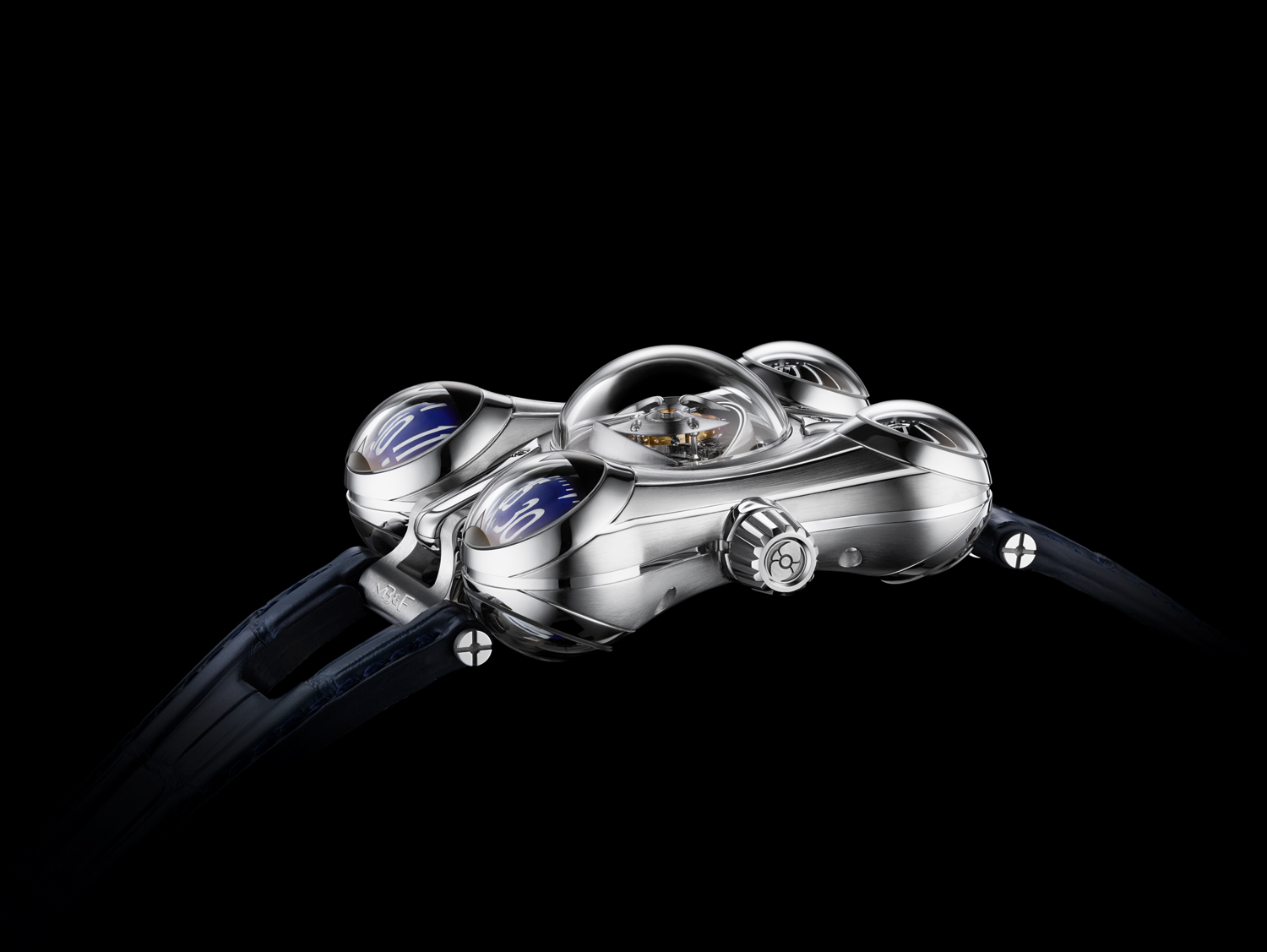 Pre-SIHH 2019 MB&F HM6 Final Edition