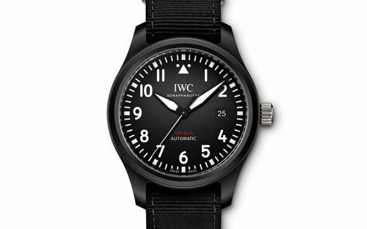 IWC Pilot's Watches vliegen over de SIHH 2019