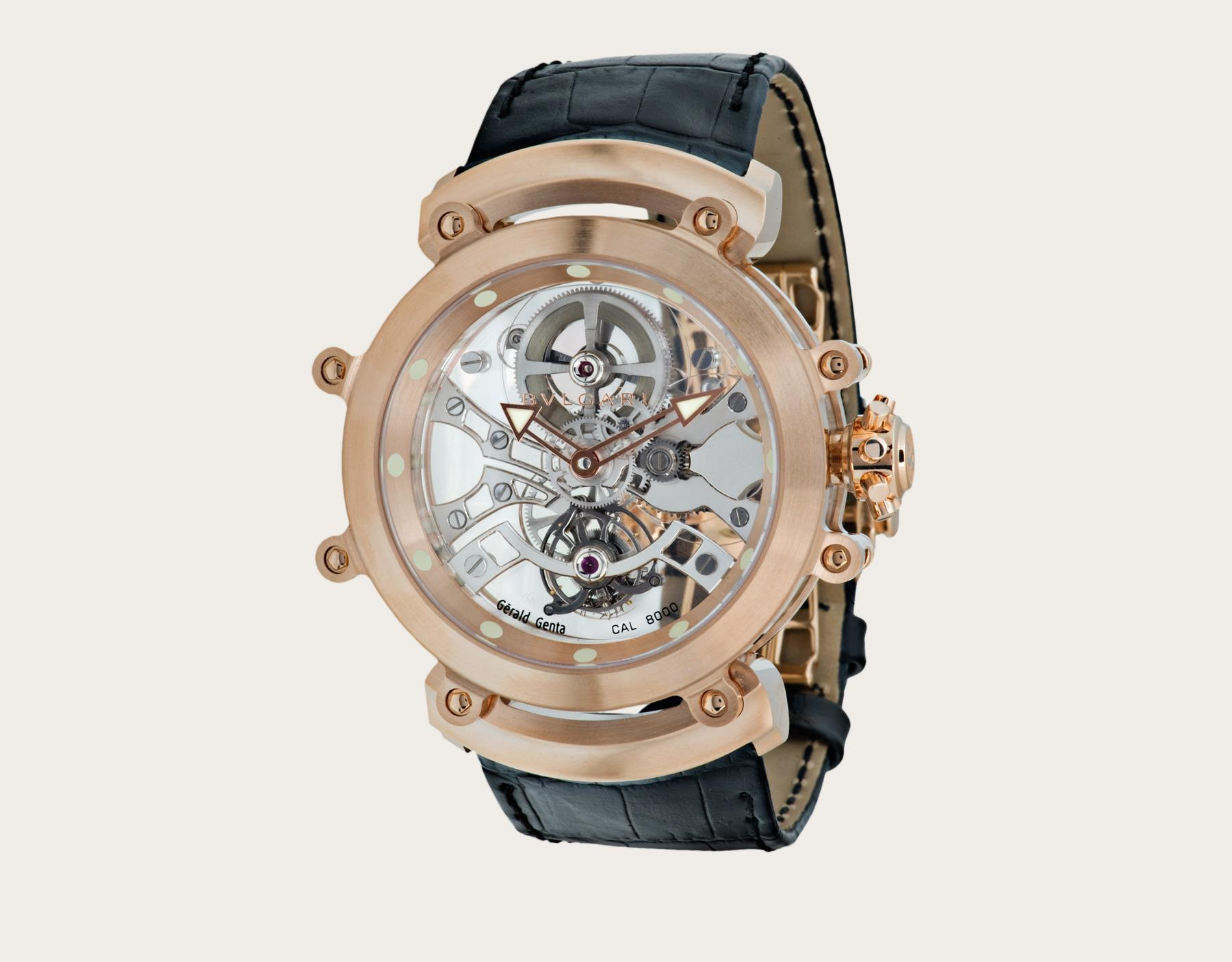 Bvlgari Gerald Genta 50th Anniversary Watch