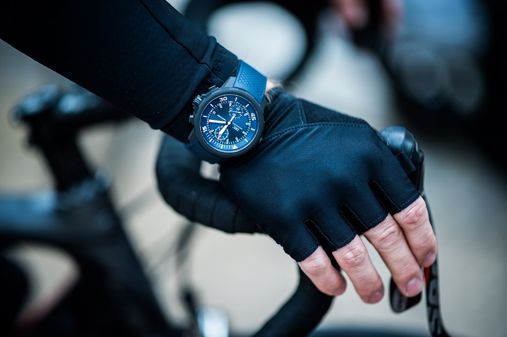 "IWC Aquatimer Chronograph Edition ""Laureus Sport for Good"""