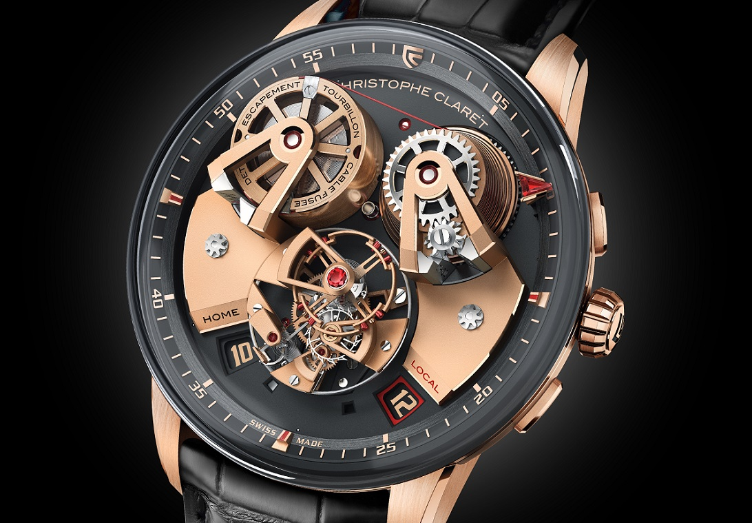 De Christophe Claret Angelico is een hemelse creatie