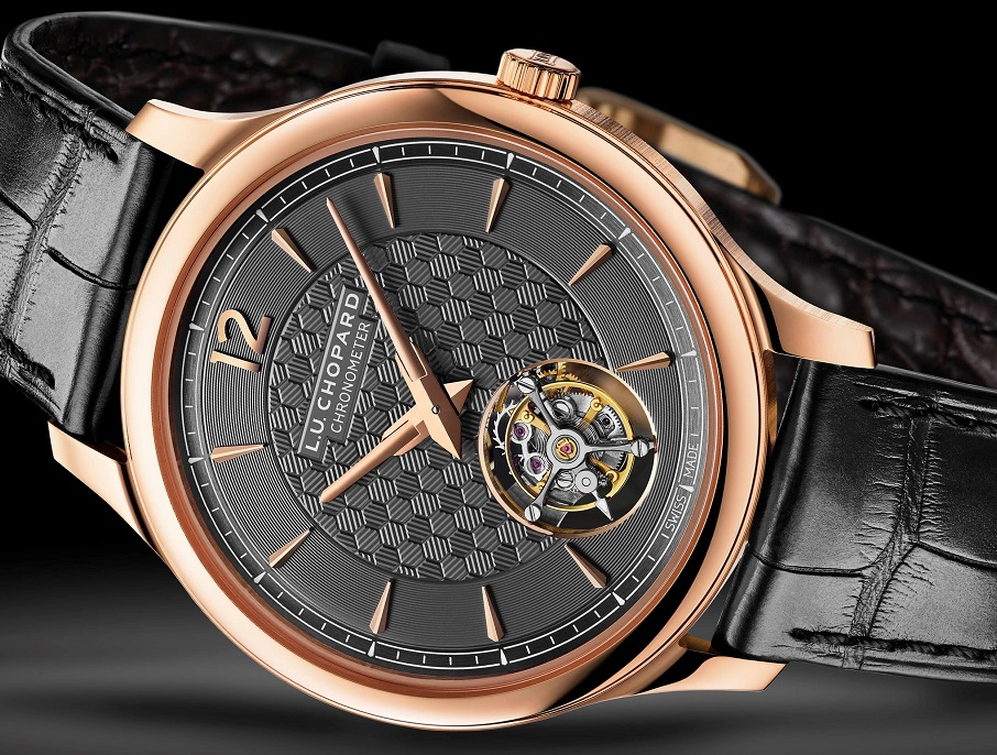 De L.U.C Flying T Twin is een primeur voor Chopard