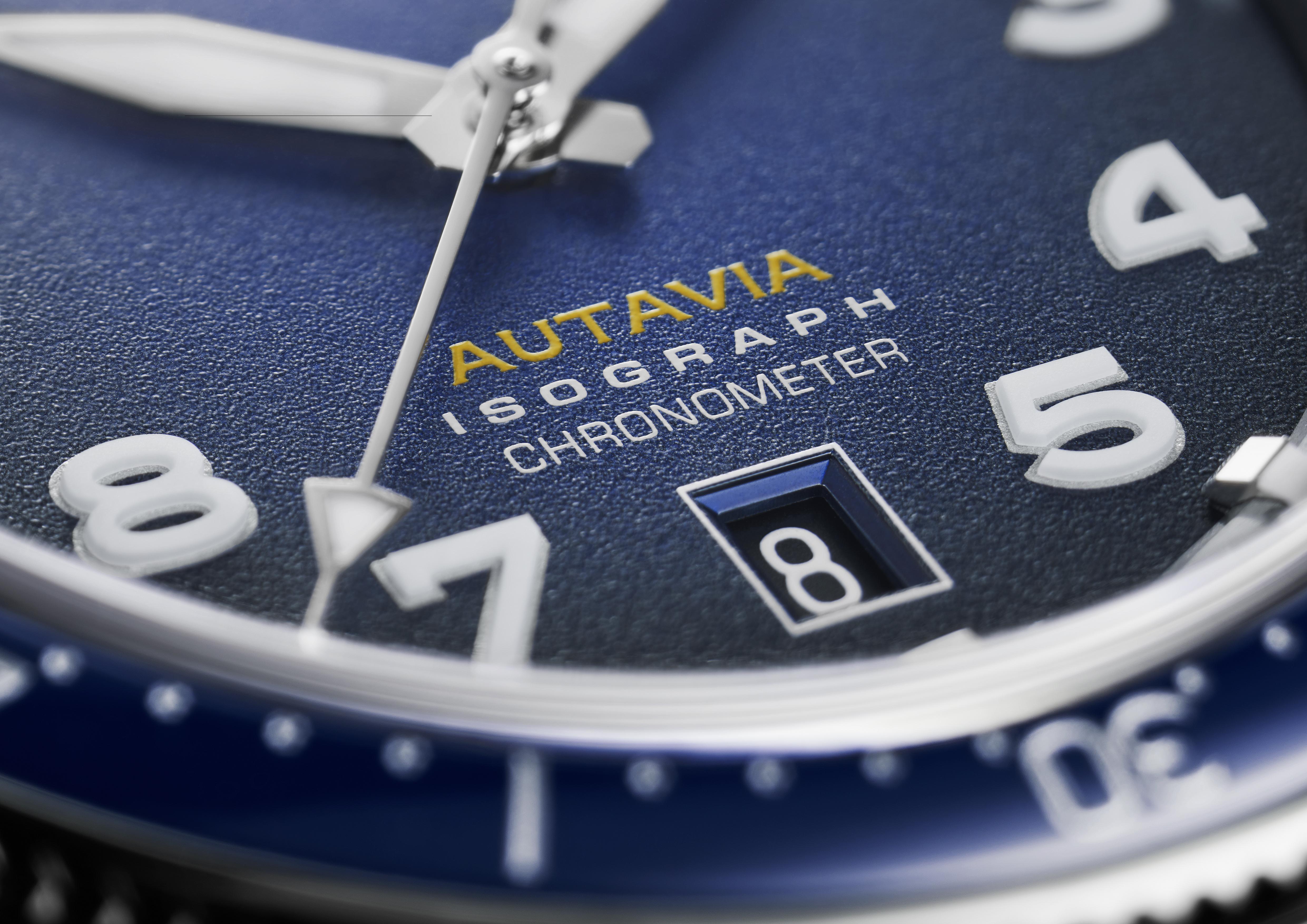 TAG Heuer lanceert de Autavia als een collectie
