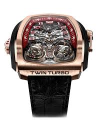 Jacob & Co. Twin Turbo Furious