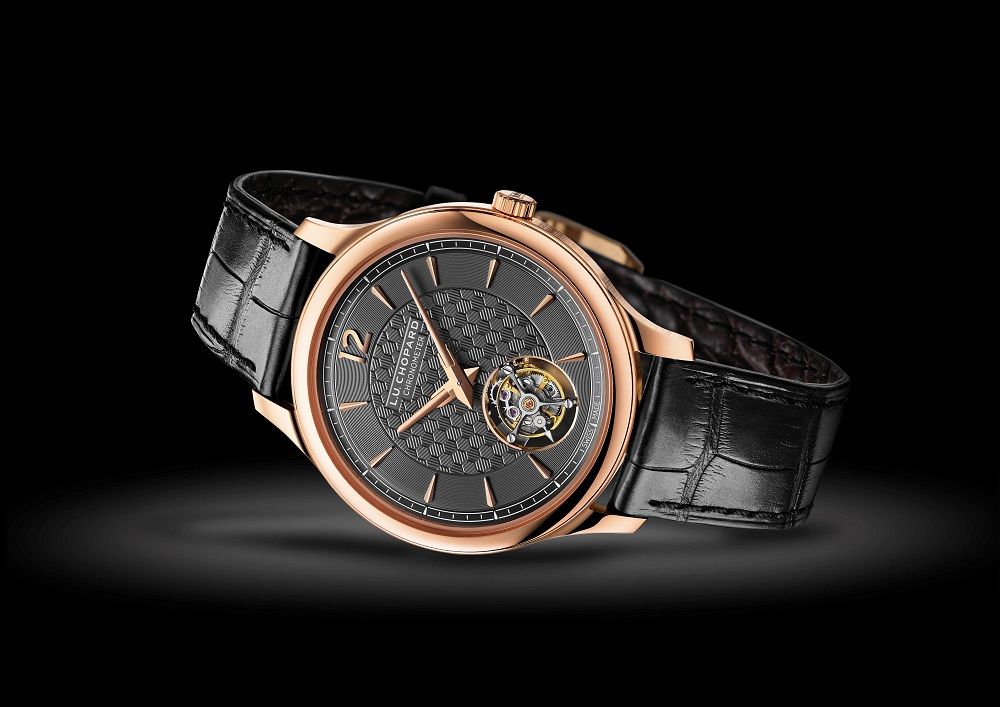 De Chopard L.U.C Flying T Twin is een primeur