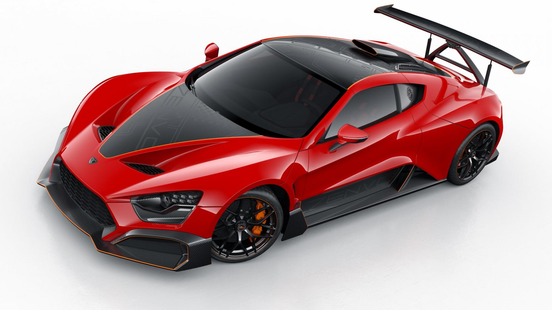 Rebellion T2m Zenvo Automotive limited edition