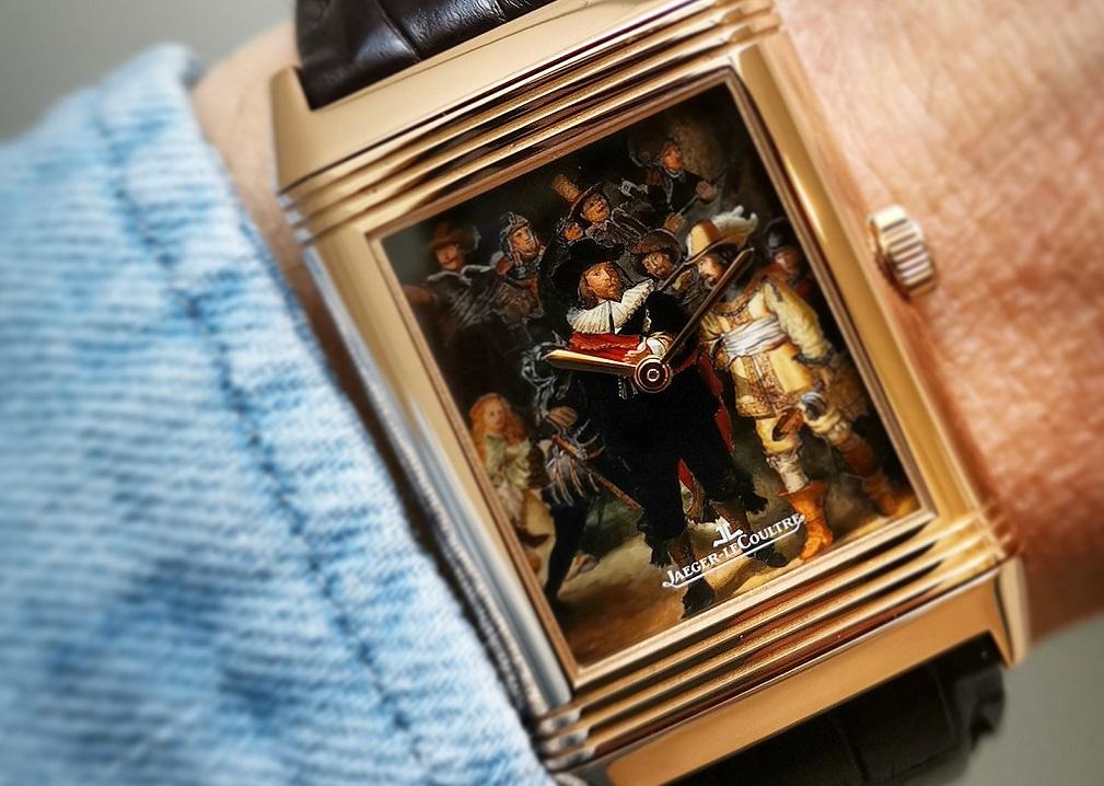 Jaeger-LeCoultre en Gassan verkleinen Rembrandt