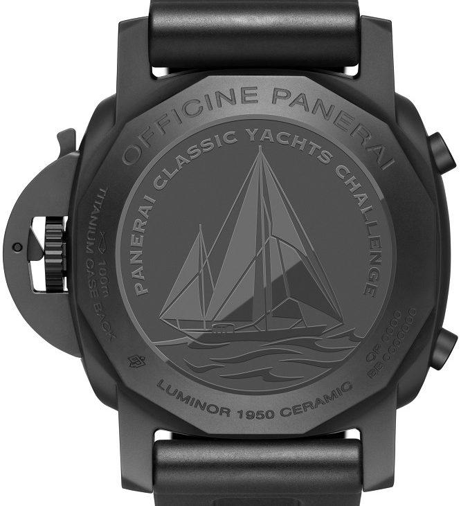 De Panerai Luminor Yachts Challenge komt in 3 uitvoeringen