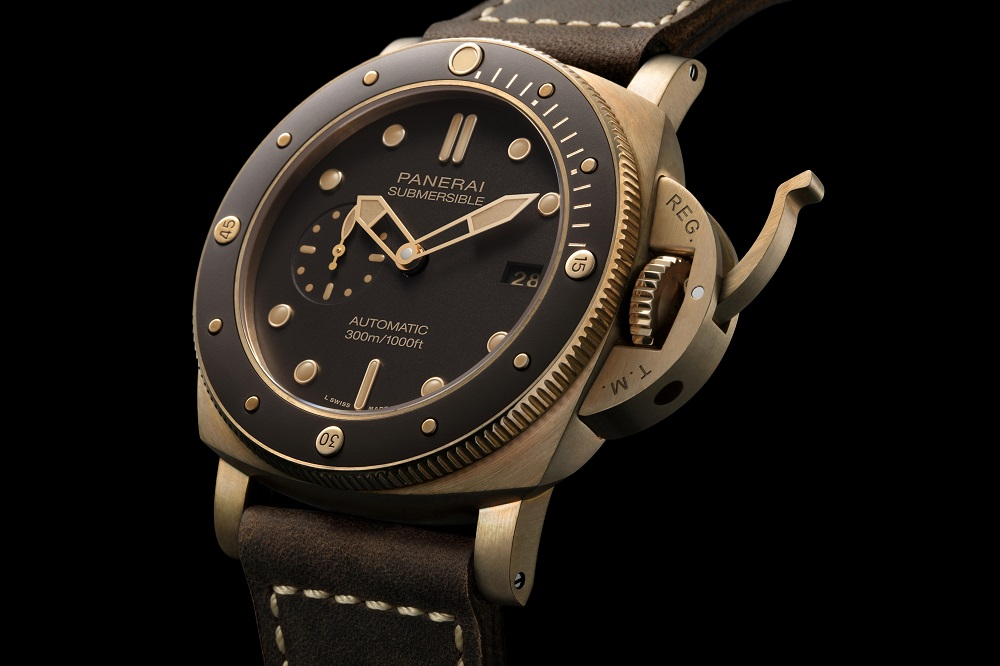 Panerai Submersible Bronzo 47 mm PAM00968