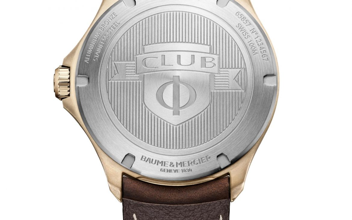 Clifton Club Bronze en Clifton Club GMT