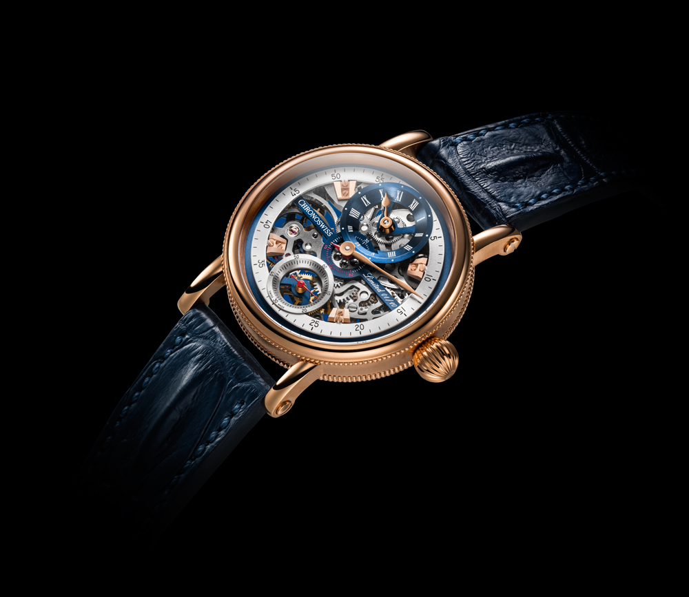Chronoswiss Flying Grand Regulator en Grand Regulator Skeleton