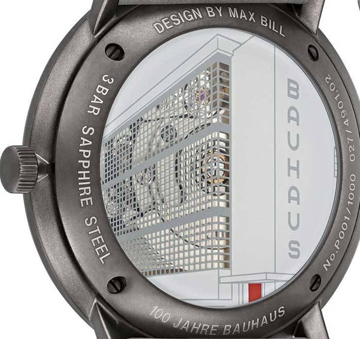 Junghans Max Bill Automatic 100 Jahre Bauhaus