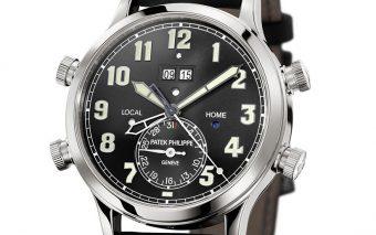 Patek Philippe Ref. 5520P Alarm Travel Time