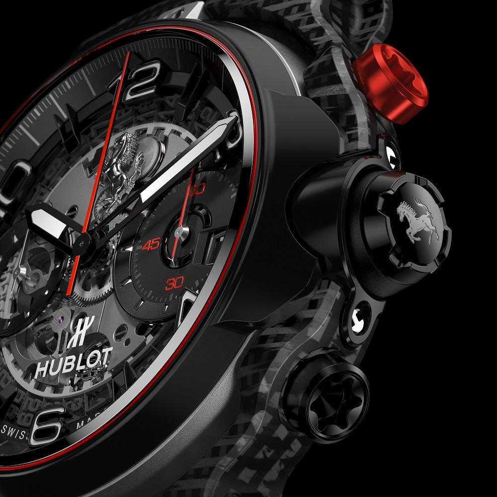 Hublot Classic Fusion Ferrari GT