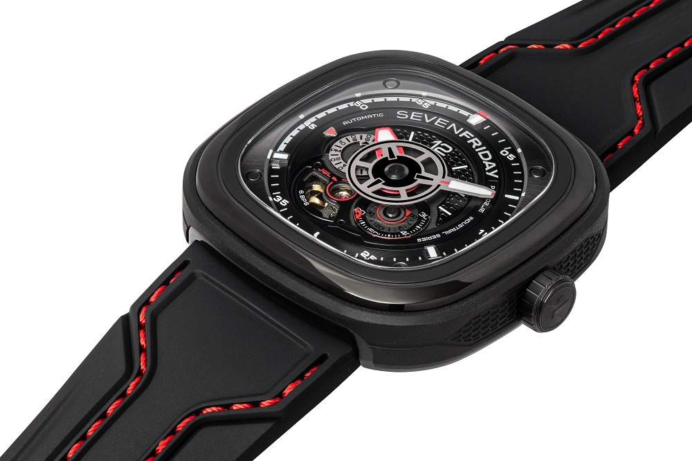 SevenFriday P3C/02 Racer III
