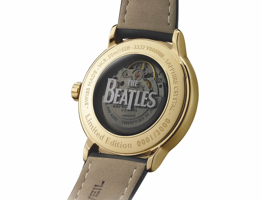 Raymond Weil Maestro The Beatles Sgt. Pepper's