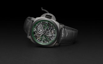 Panerai Luminor Tourbillon GMT Lo Scienziato