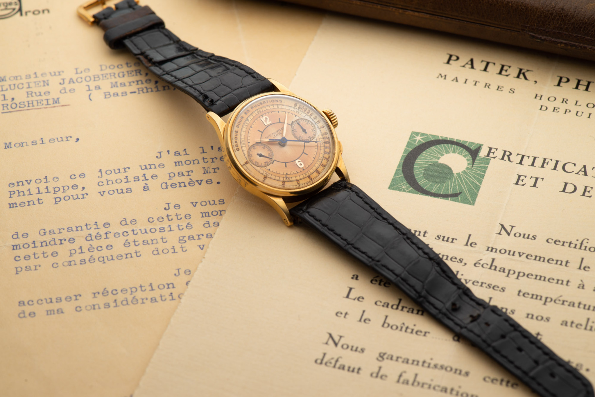 Antiquorums Important Modern & Vintage Timepieces
