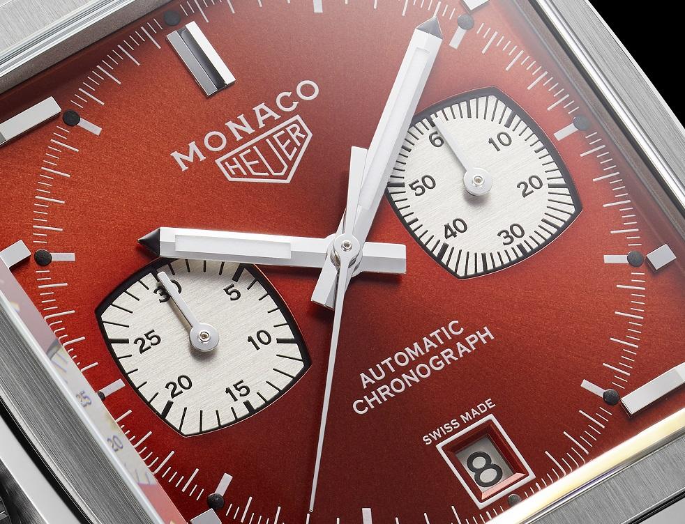 TAG Heuer viert de vijftigste verjaardag van de Monaco